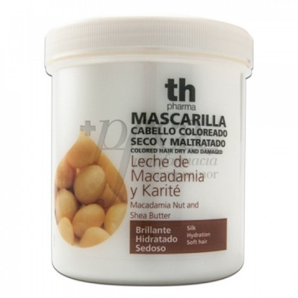 TH MASCARILLA LECHE DE MACADAMIA Y KARITE 700ML